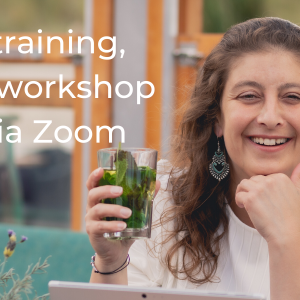 Geef je training, cursus of workshop online via Zoom.