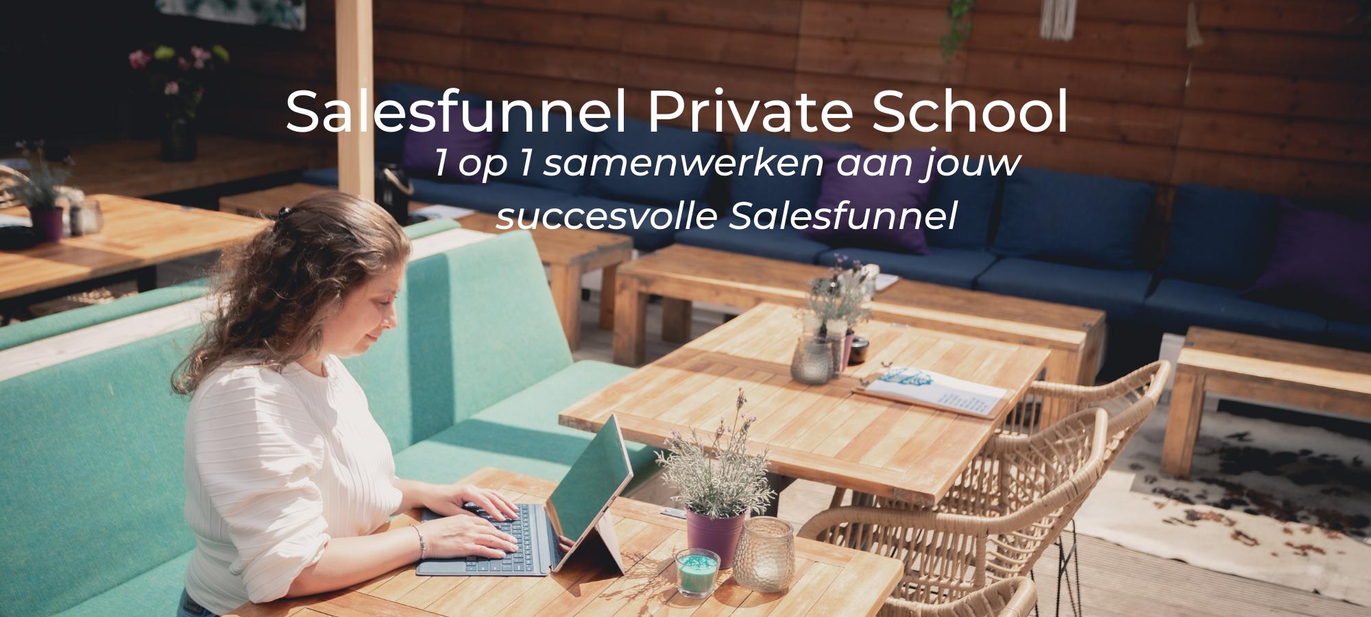 Salesfunnel Private School
